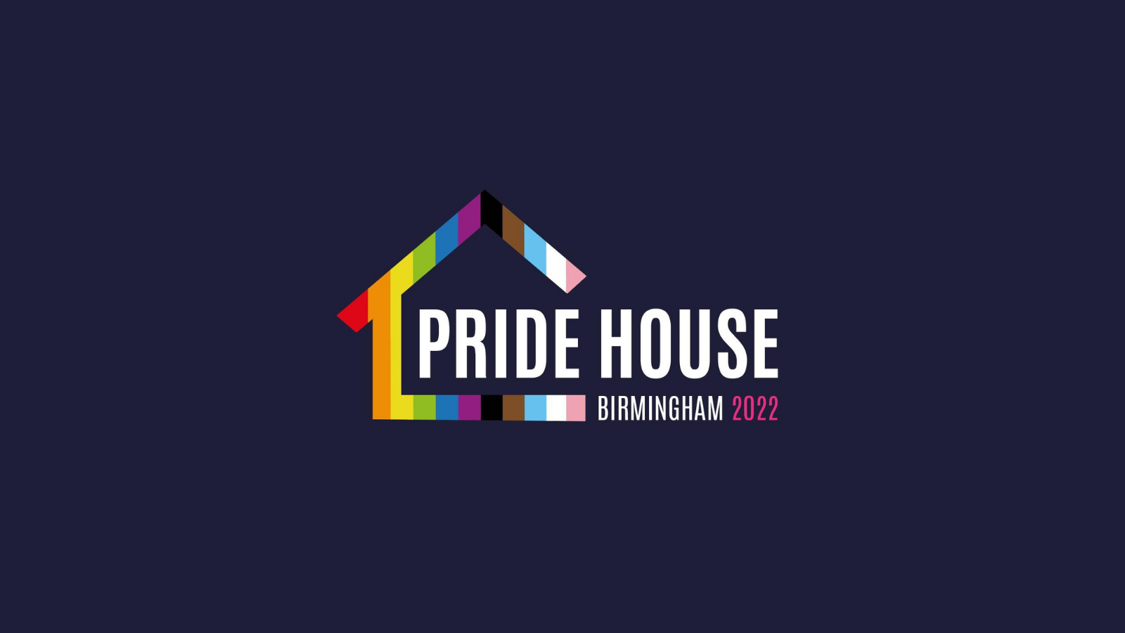 Pride House Birmingham has been launched for the Birmingham 2022 Commonwealth Games ©Pride House