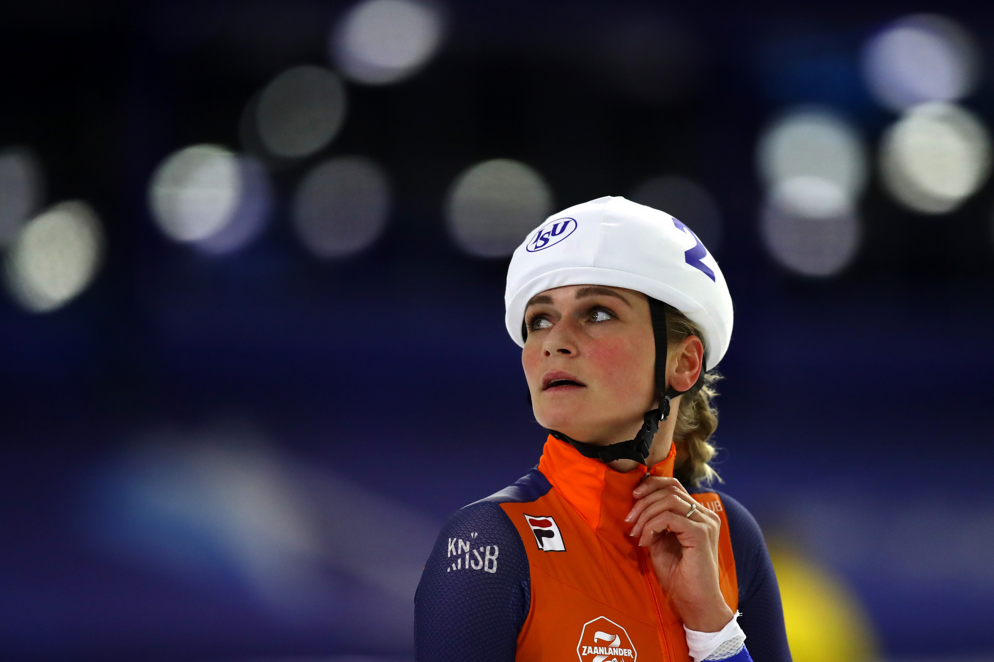 Dutch dominant on day two of ISU Speed Skating World Cup in Heerenveen