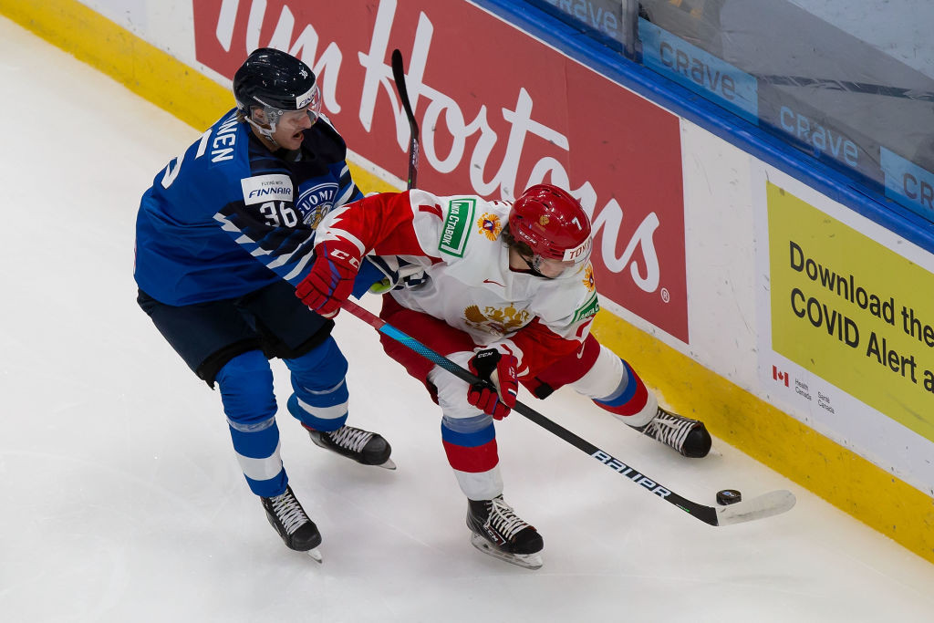 Edmonton held the IIHF World Junior Ice Hockey Championship in December under a series of COVID-19 protocols ©