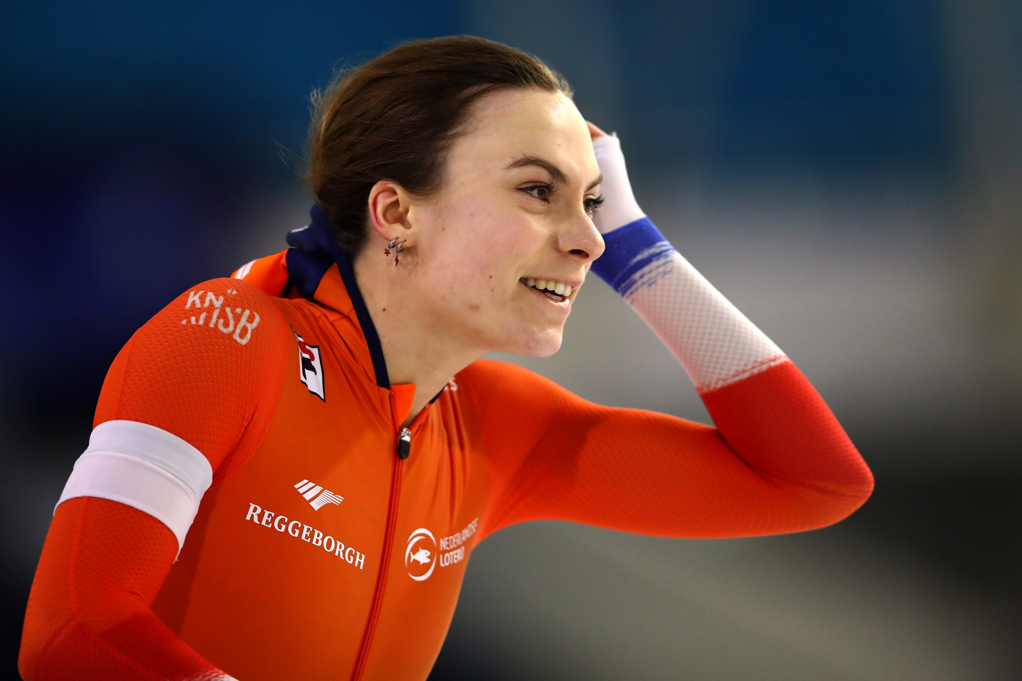 Dutch continue dominance at ISU Speed Skating Cup in Heerenveen
