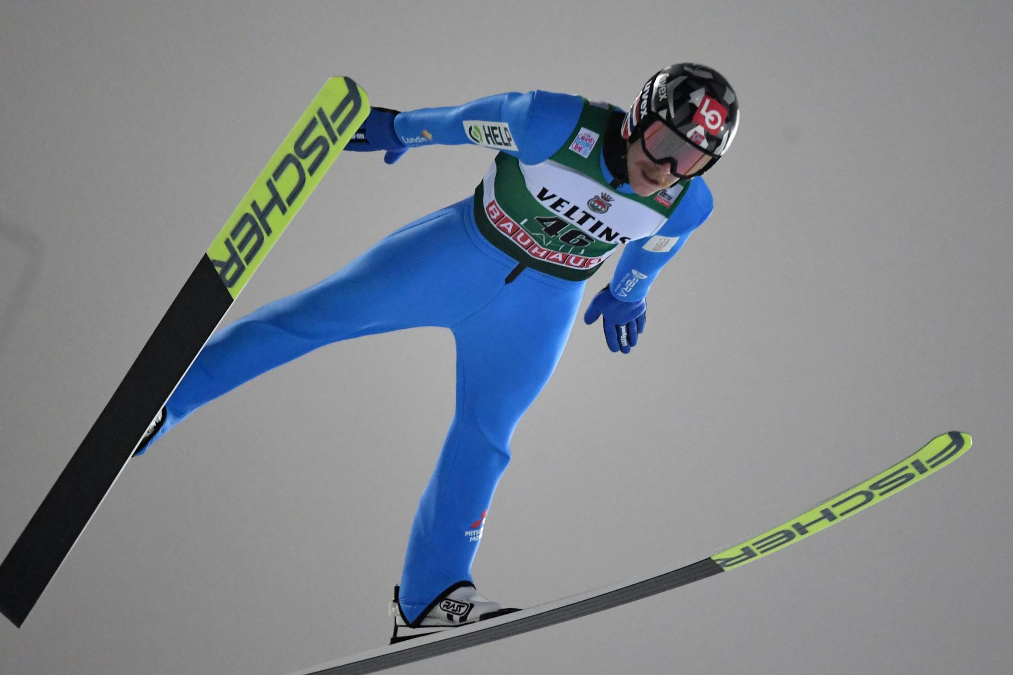 Consistent Johansson picks up third career Ski Jumping World Cup win