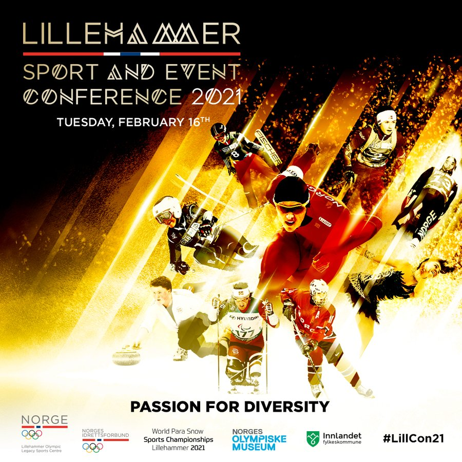 Digital Lillehammer Sport and Event Conference to focus on Para sports