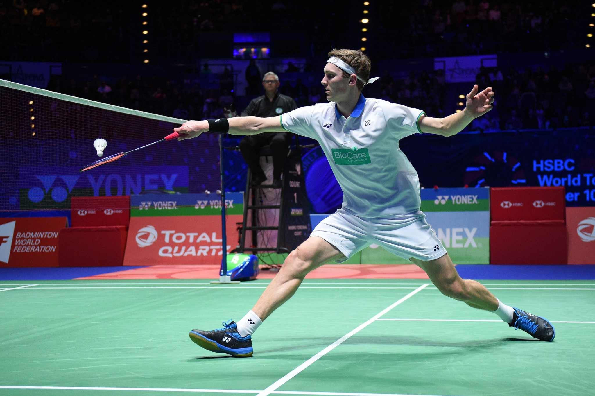Axelsen and Marín named top seeds for BWF World Tour Finals