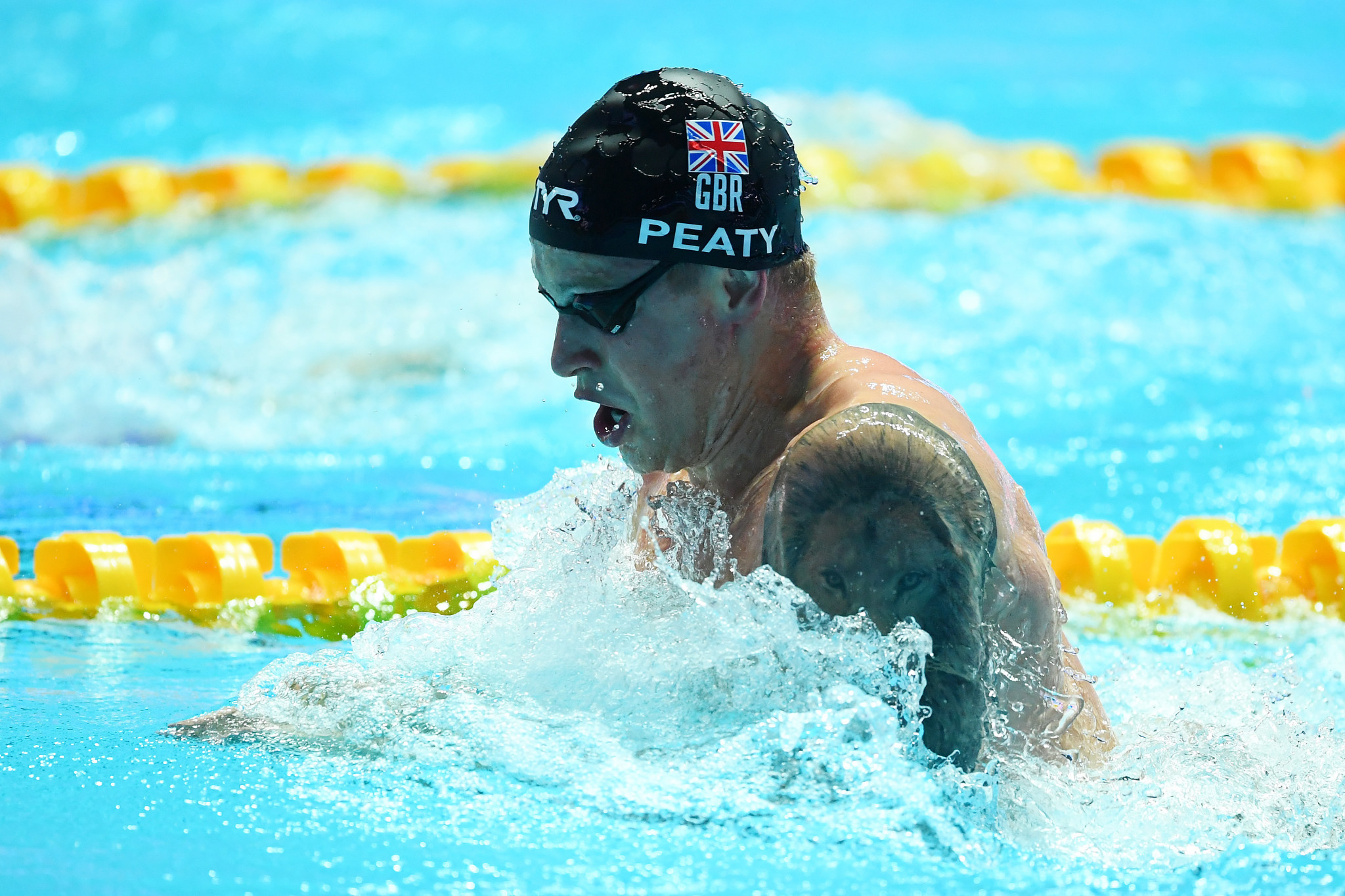 Olympic champion Peaty among quartet of British swimmers selected for Tokyo 2020