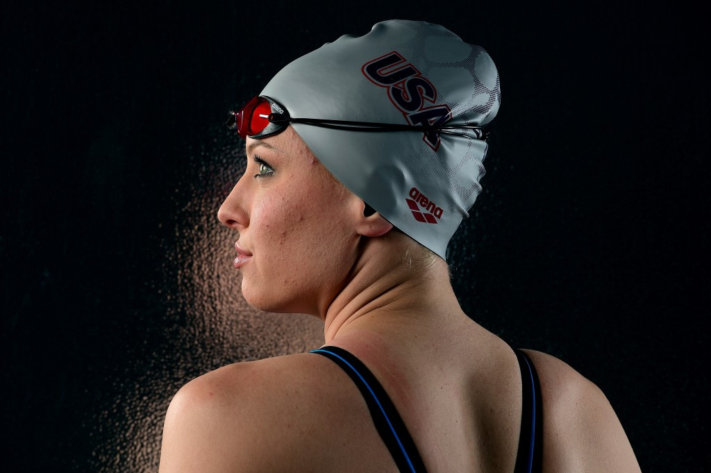World champions headline US Paralympic swimming team for 2016