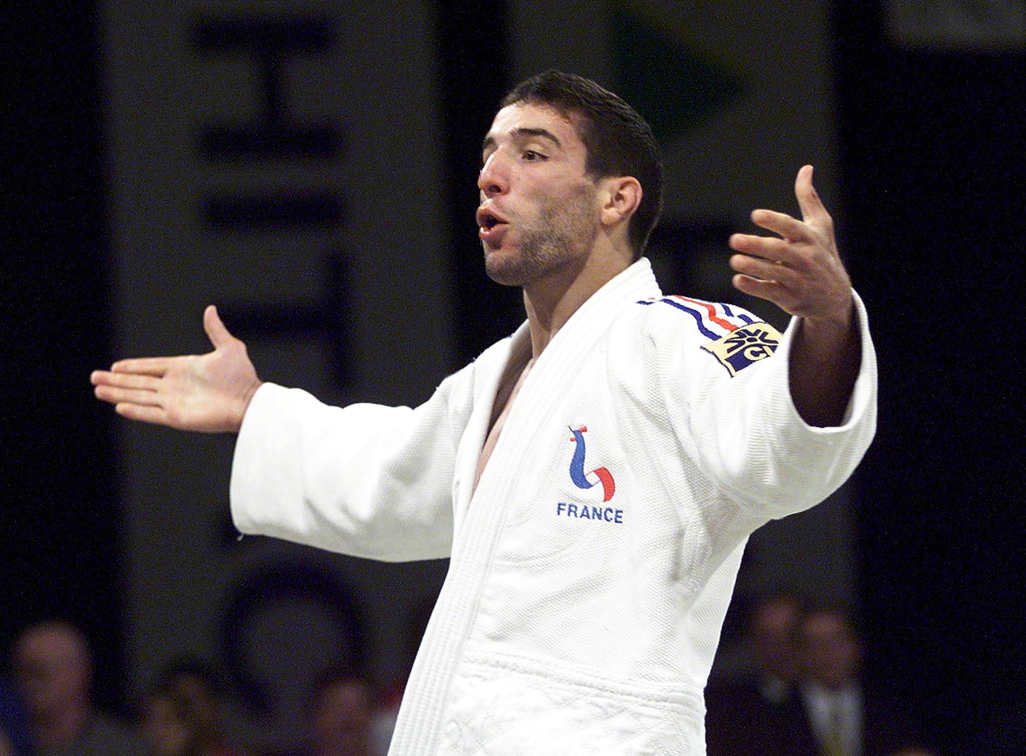 Médaillé d'argent olympique Arabi Bin Boudoud, directeur de la haute performance à la FFJ © Getty Images
