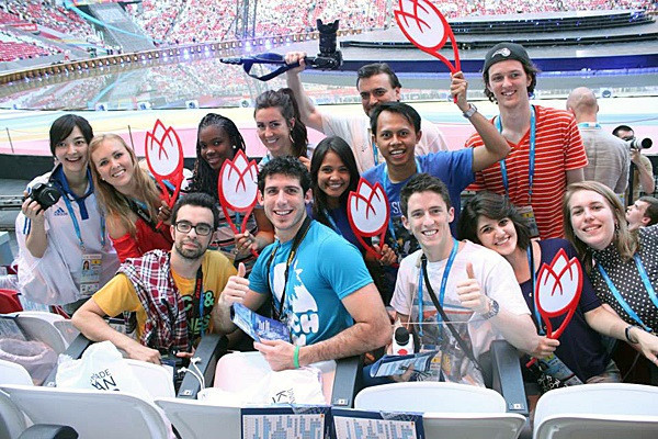 Time running out to apply to be on FISU young reporters' programme at Chengdu 2021