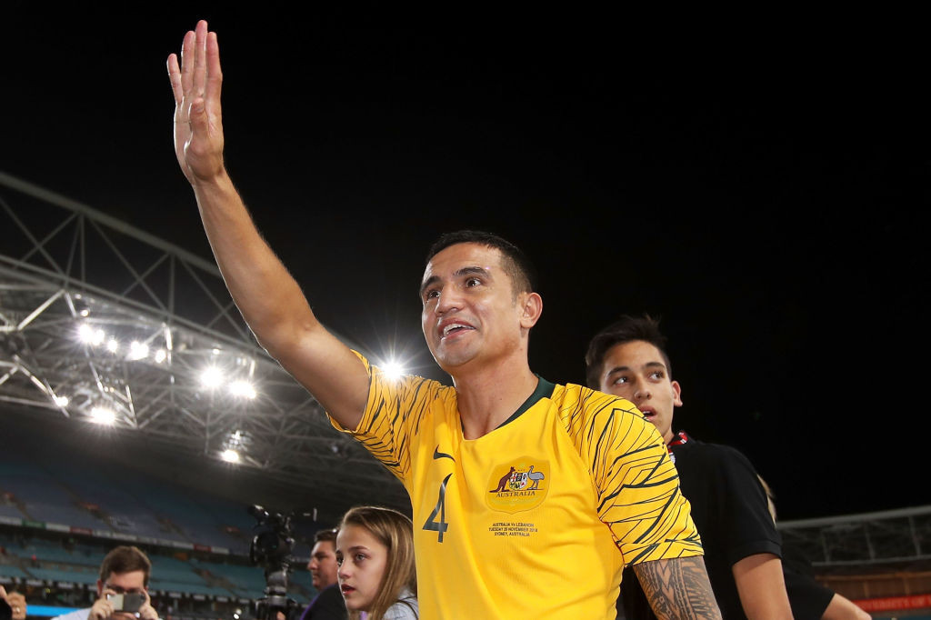 World Cup star Cahill gets Order of Australia for Olympic football contribution