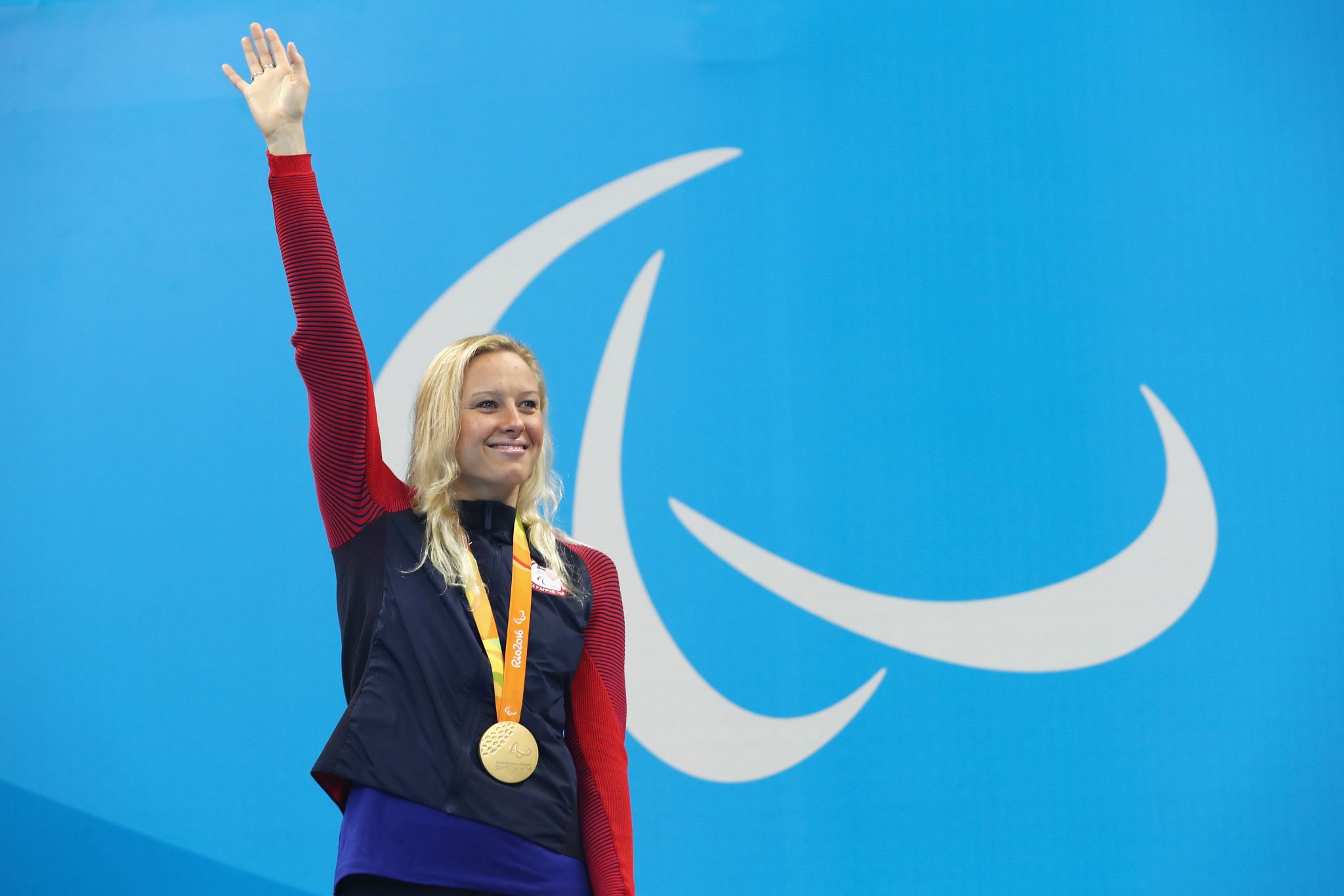 Paralympic champion Long calls for kindness after abuse for parking in handicap space