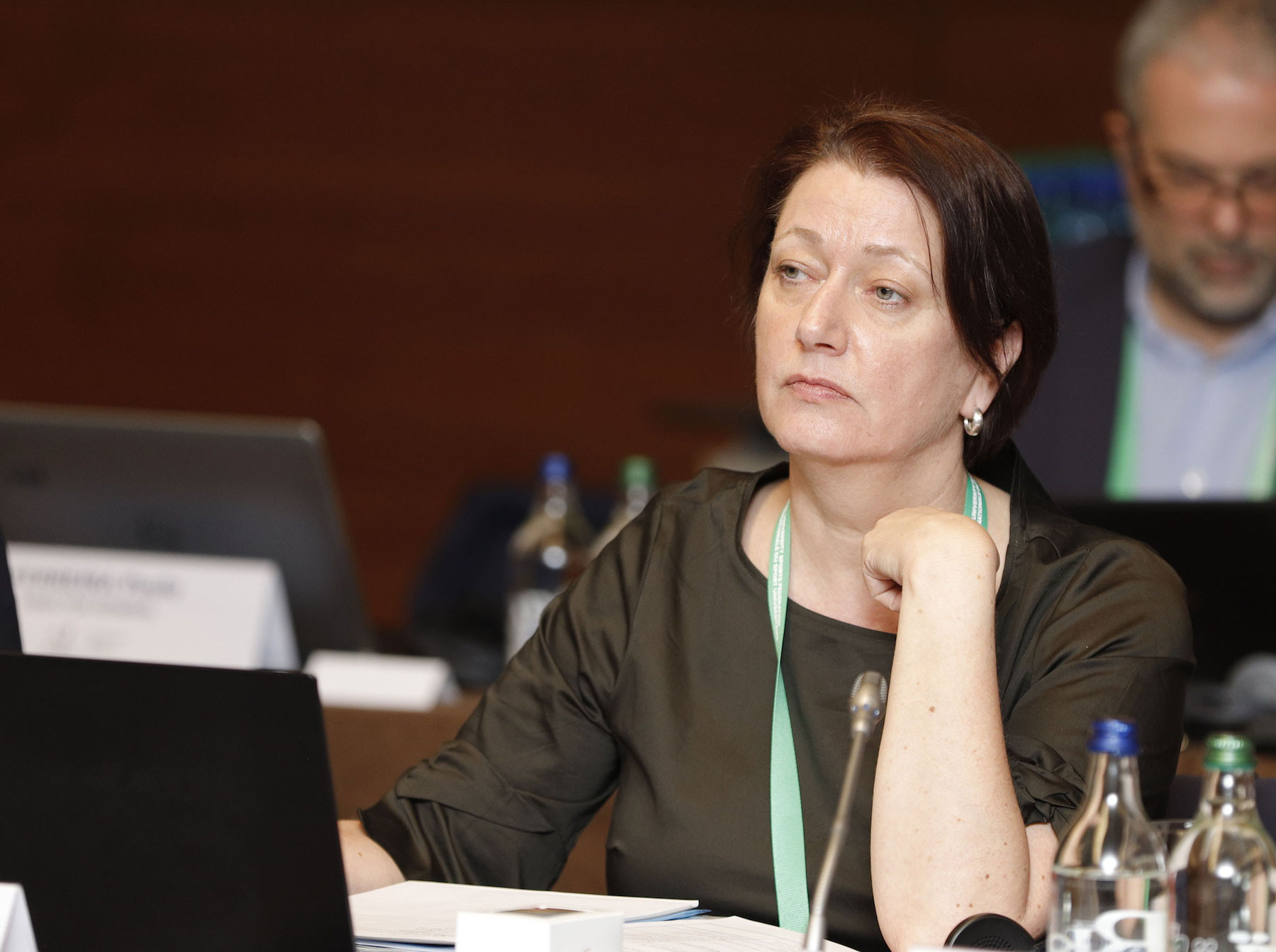 FISU Education Committee chair Dr Verena Burk said she was hopeful of a good in-person attendance provided the FISU World Conference goes ahead in Lucerne later this year ©FISU
