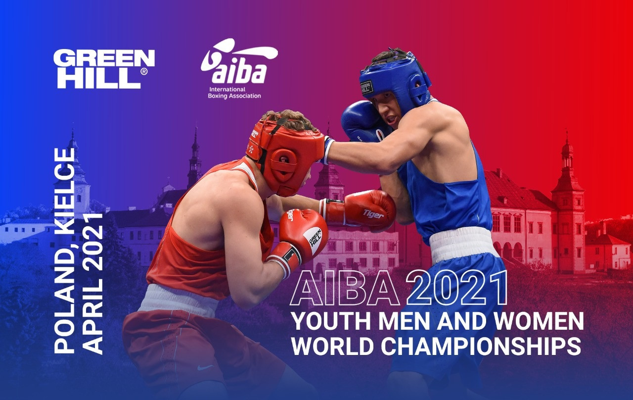 AIBA Youth Men's and Women's World Championships set to go ahead as planned in April
