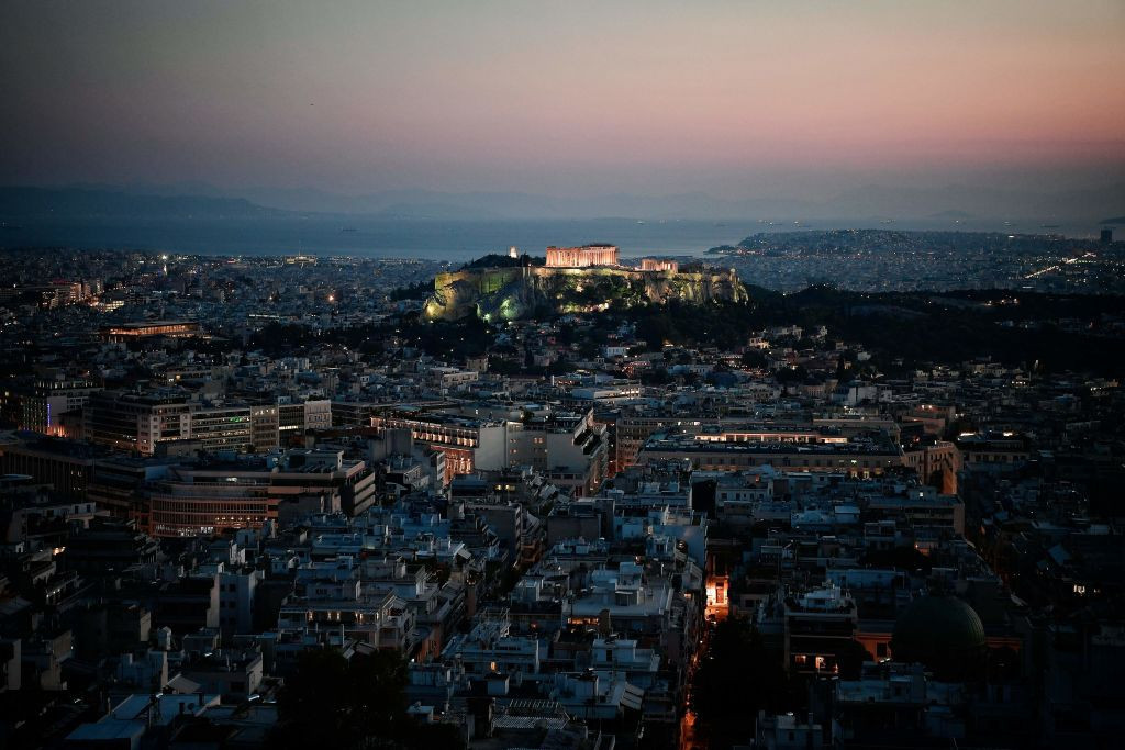 Athens is set to house the newest member of the Olympic Museums network ©Getty Images