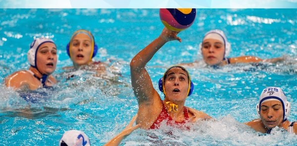 Spain defeated the host nation to maintain their winning start to their title defence ©Belgrade 2016
