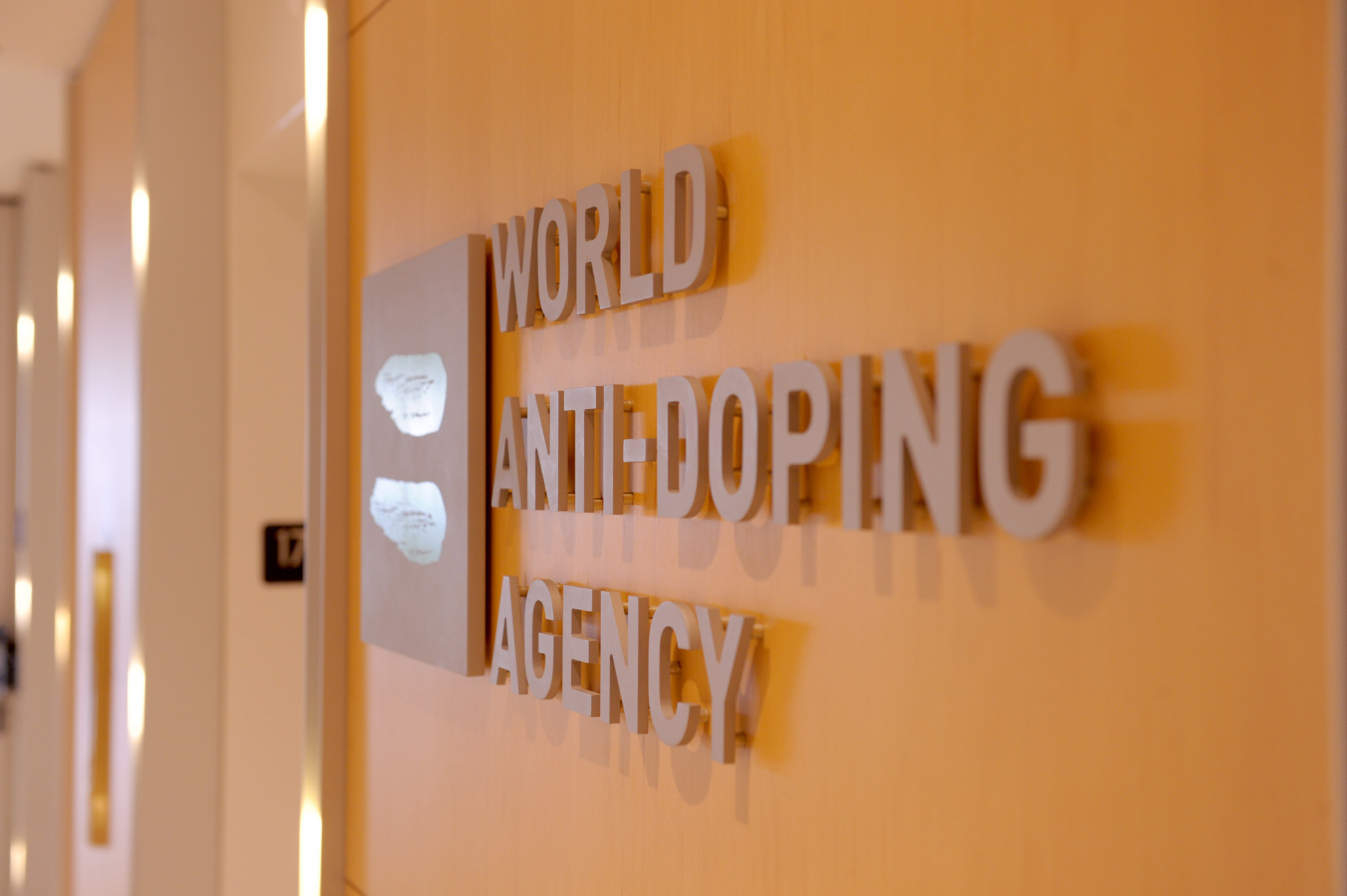 The Chinese Government provided the World Anti-Doping Agency with grants just shy of $1 million in 2018 and 2019 ©Getty Images