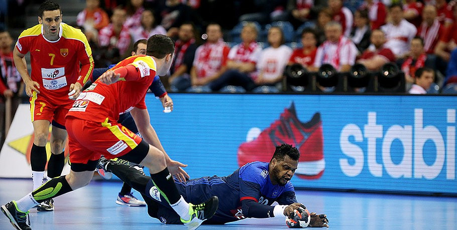 Holders France battle to opening day victory at European Men's Handball Championship