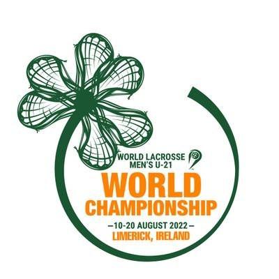 World Lacrosse announces dates for 2022 Men's Under-21 World Championship