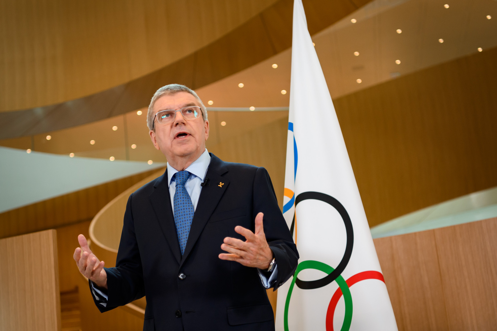 """Bach voices IOC's """"great concerns"""" over changes to weightlifting anti-doping rules"""