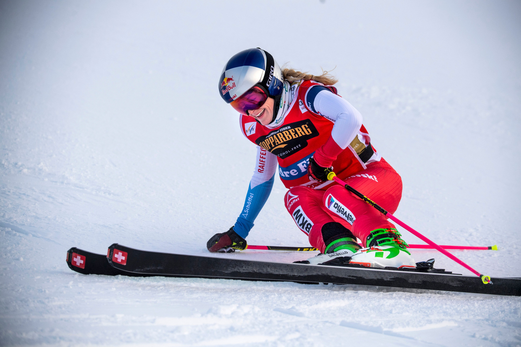 Record-breaking Smith heads to Feldberg with big Ski Cross World Cup lead