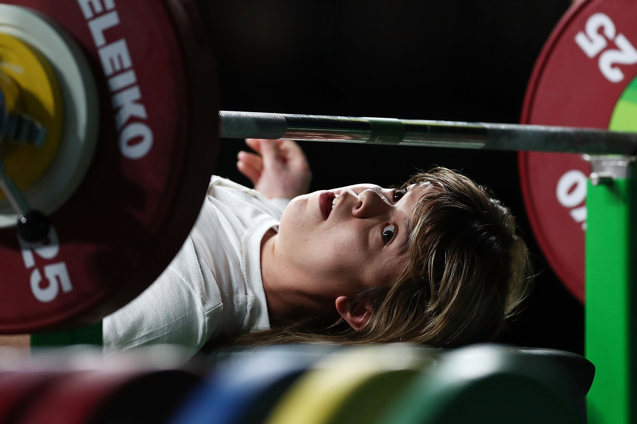 Paralympic champions Newson and Jawad in British team for home Powerlifting World Cup