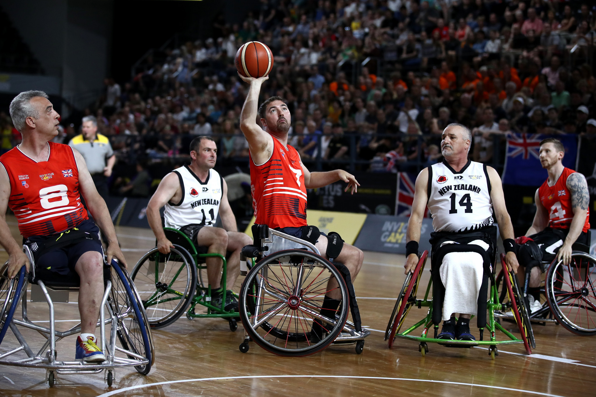 "British Wheelchair Basketball launch ""Inspire a Generation"" programme to double participation"
