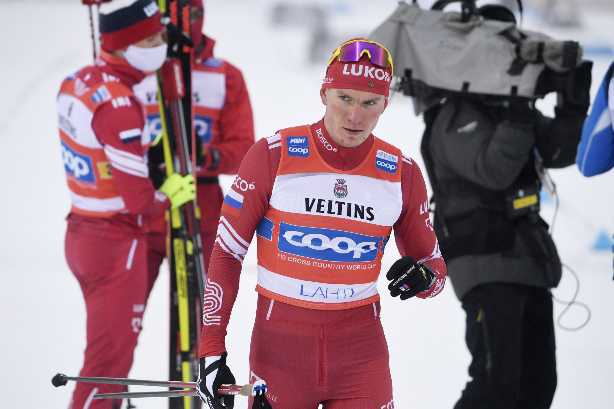 """Bolshunov to return to FIS Cross-Country World Cup action after apology for """"unsportsmanlike behaviour"""""""
