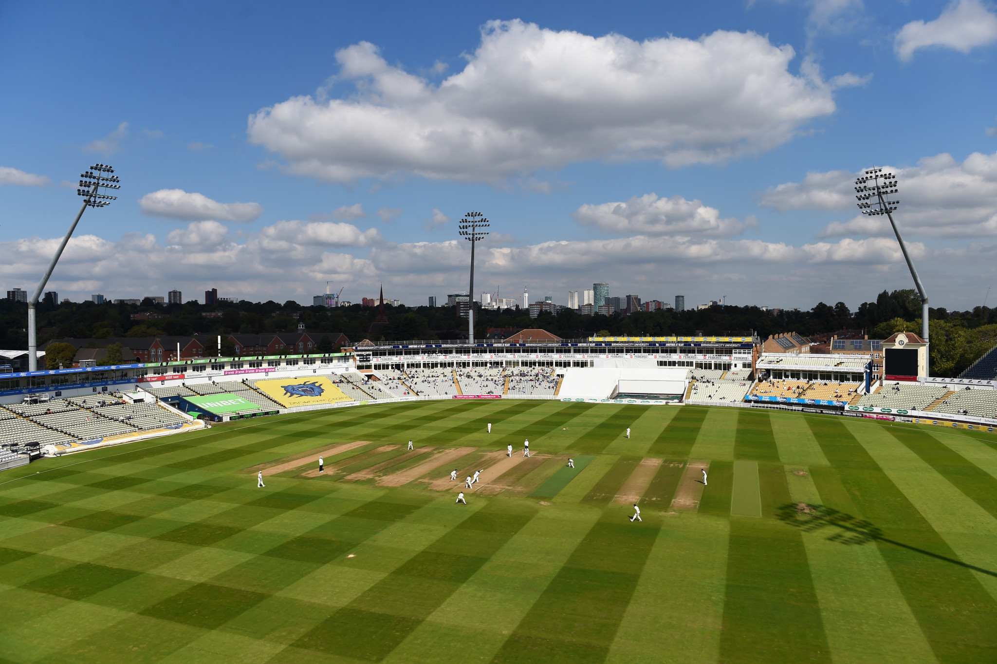 Winvic earns contract to transform Edgbaston in time for Birmingham 2022