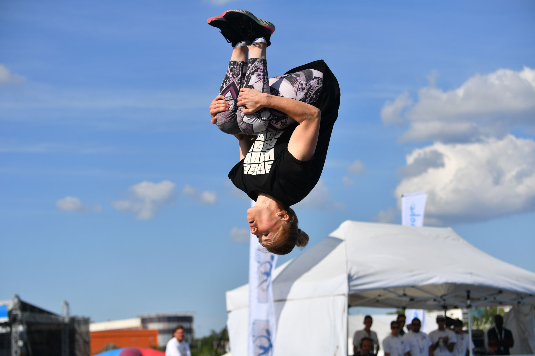 FIG confirms postponement of Parkour World Championships for second time