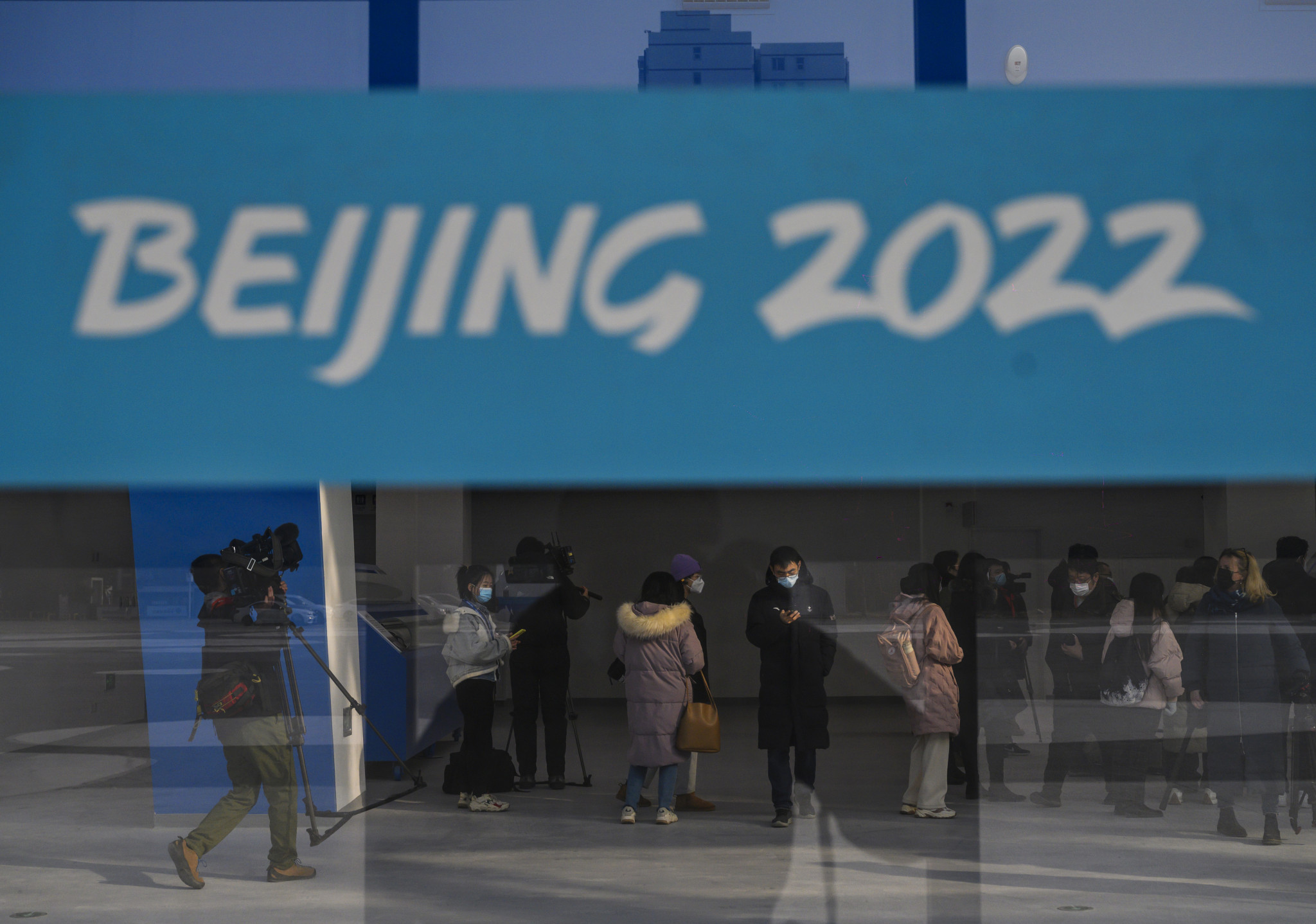 """As year-to-go marker nears, Bach says Beijing 2022 readiness """"almost a miracle"""""""