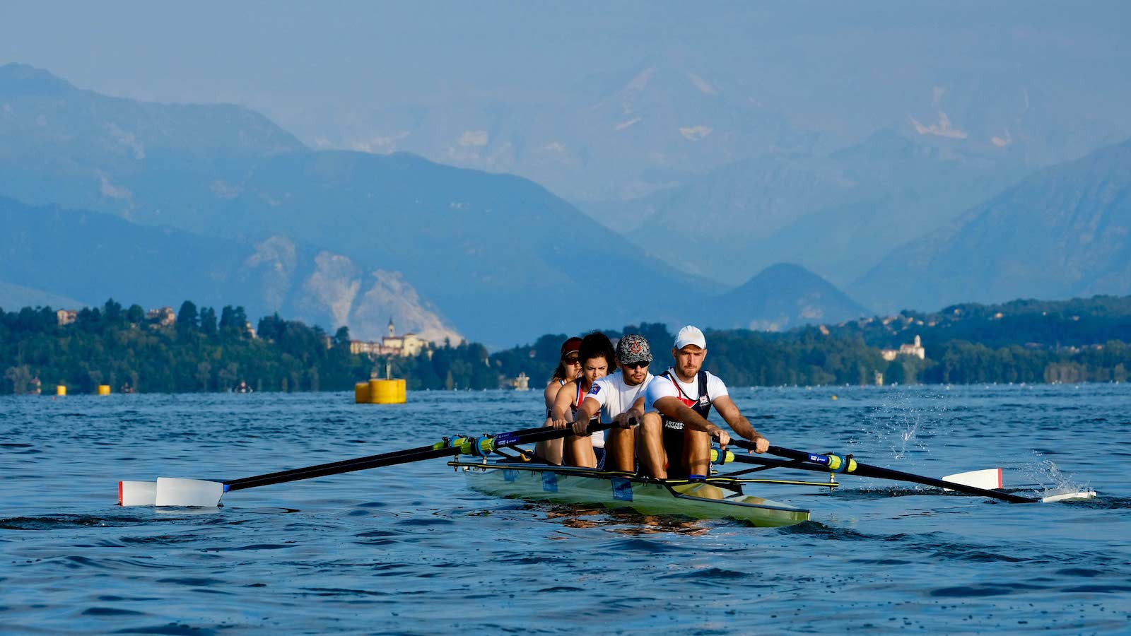 European rowing qualifier for Tokyo 2020 confirmed to take place in Varese in April