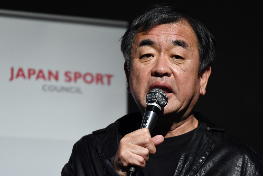 Kengo Kuma said Rugby World Cup matches could still be played at his stadium ©Getty Images