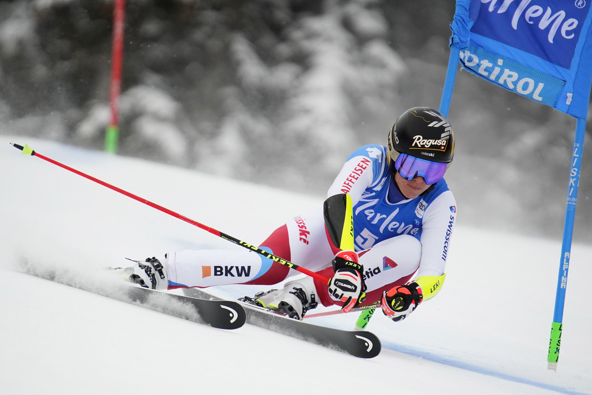 Super-G replaces downhill event at FIS Alpine World Cup in Garmisch-Partenkirchen
