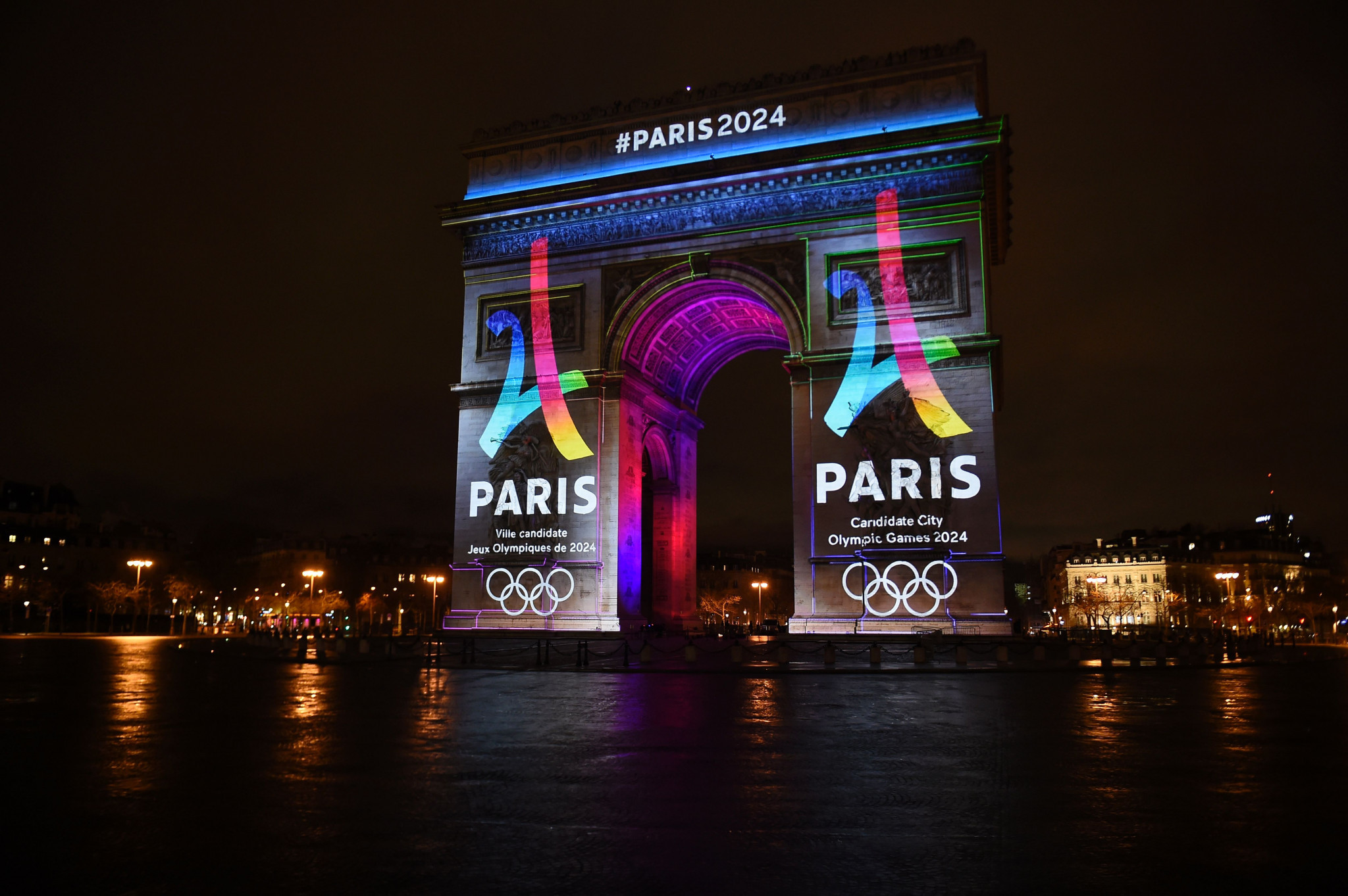 French economy shrank by more than eight per cent in 2020, four years out from Paris 2024 Olympics