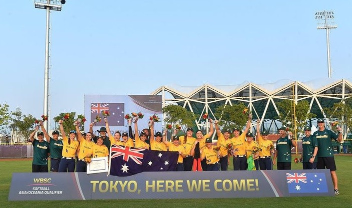 Softball Australia has announced a 23 strong squad of players who will be competing for places at Tokyo 2020 ©Instagram/Softball Australia