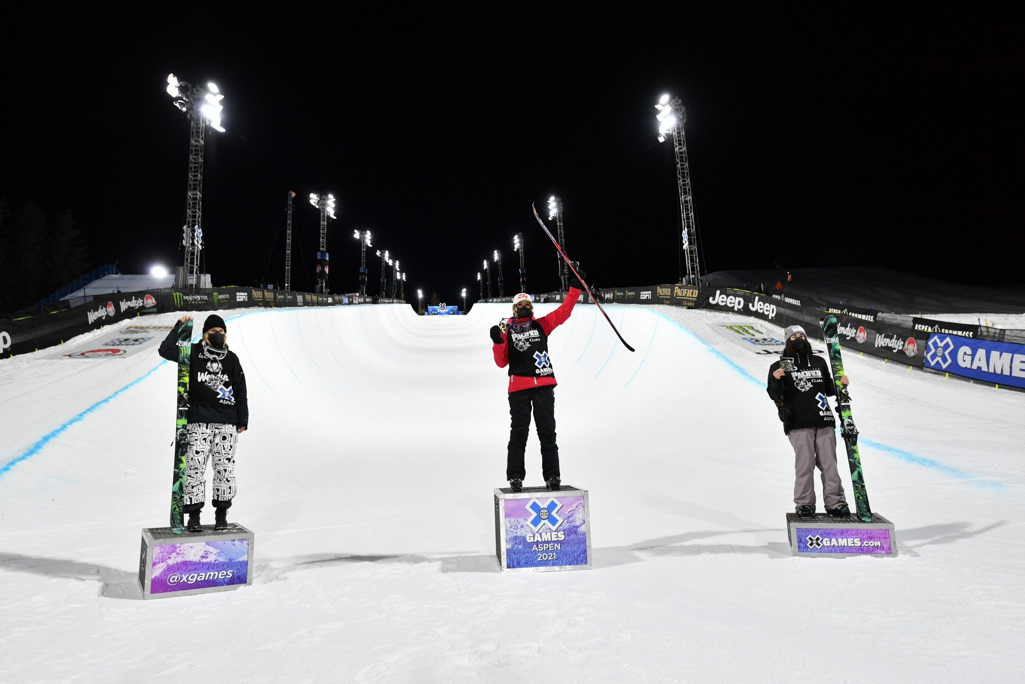 Gu first-ever Chinese X Games champion and Anderson wins seventh slopestyle gold