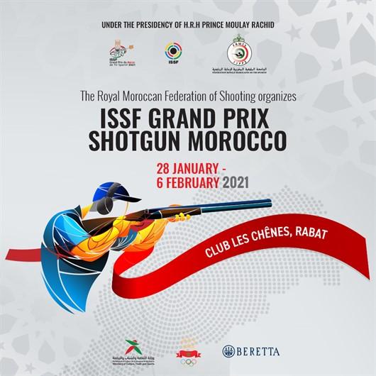 Skeet qualification headlines opening day at ISSF Grand Prix in Rabat