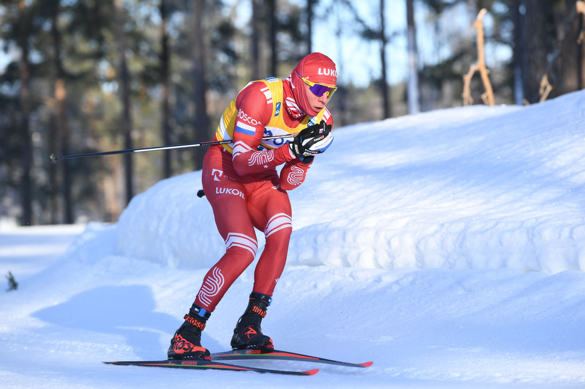 Bolshunov continues dominance of FIS Cross-Country World Cup in Falun