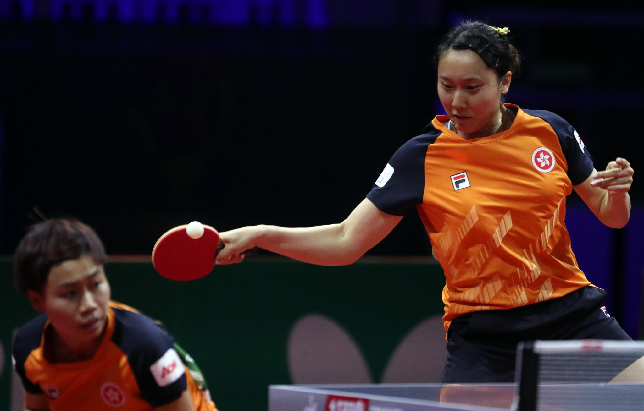 Hong Kong has the maximum of six Olympic quota spots in table tennis ©Getty Images