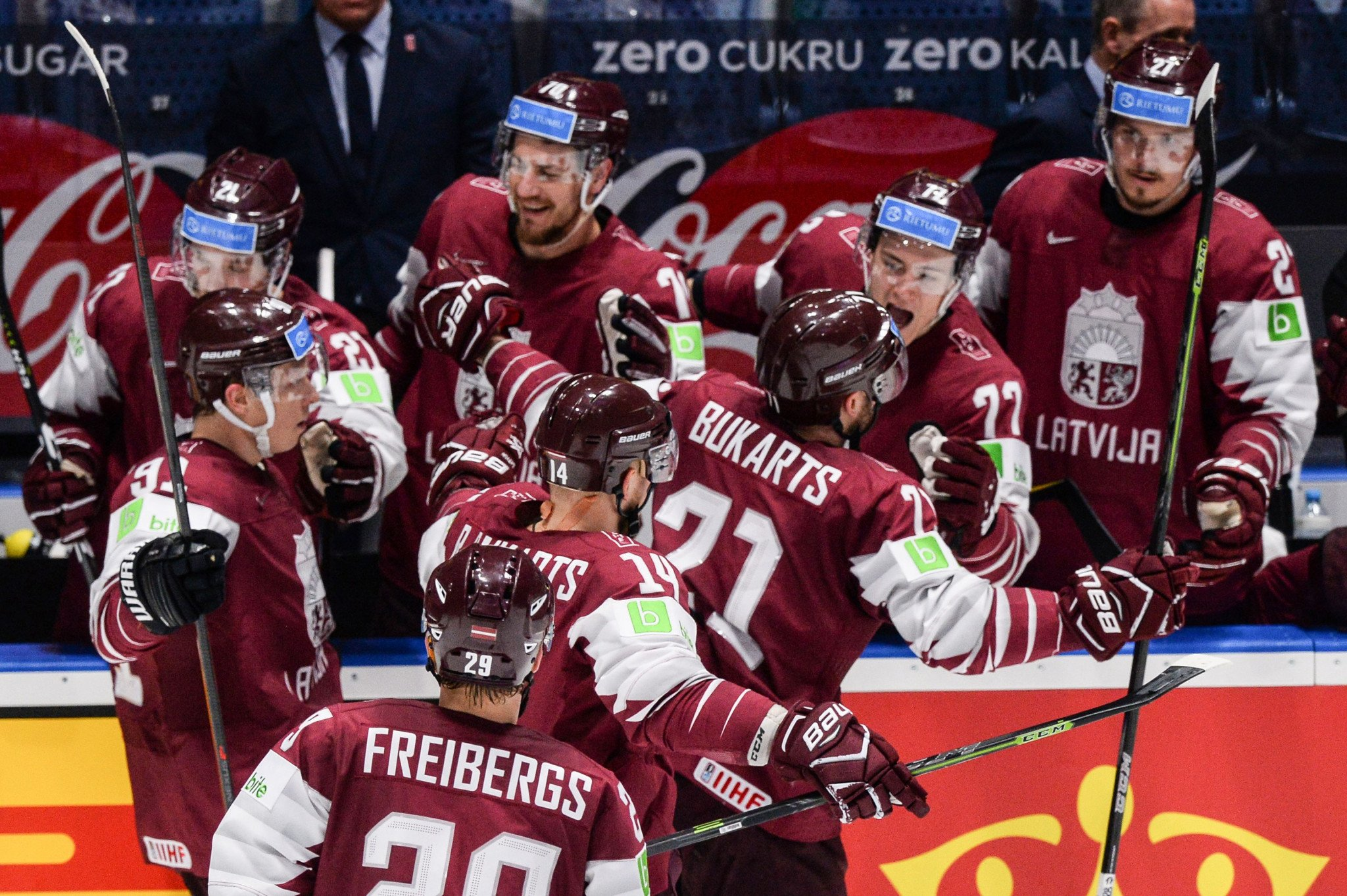 IIHF visits Latvia as decision looms on 2021 Men's World Championship host
