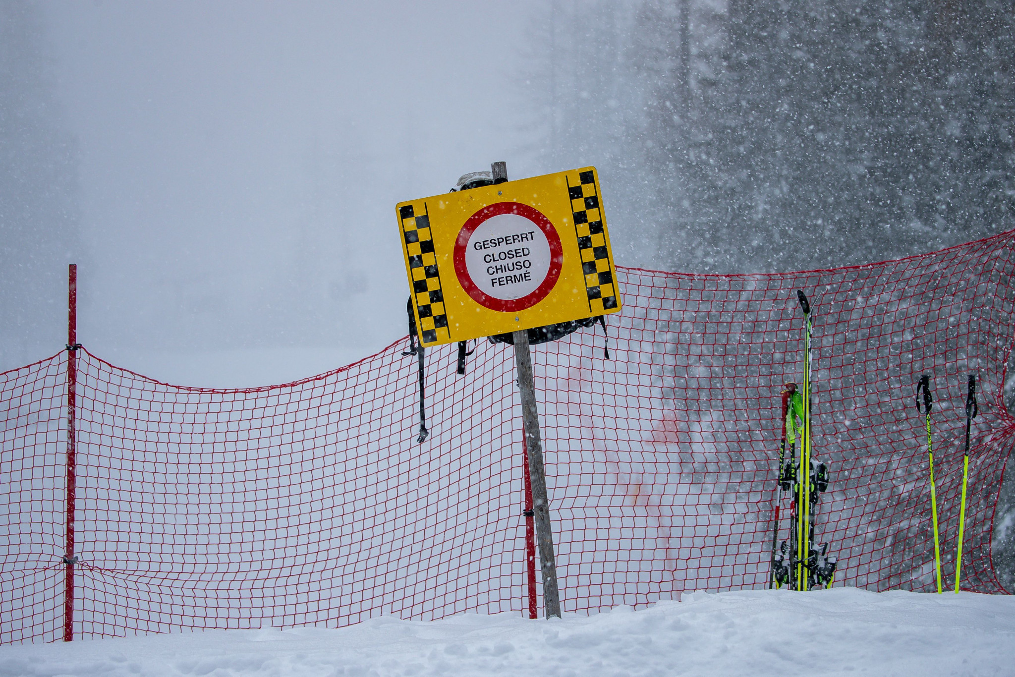 Second Ski Cross World Cup cancellation in a row in Feldberg
