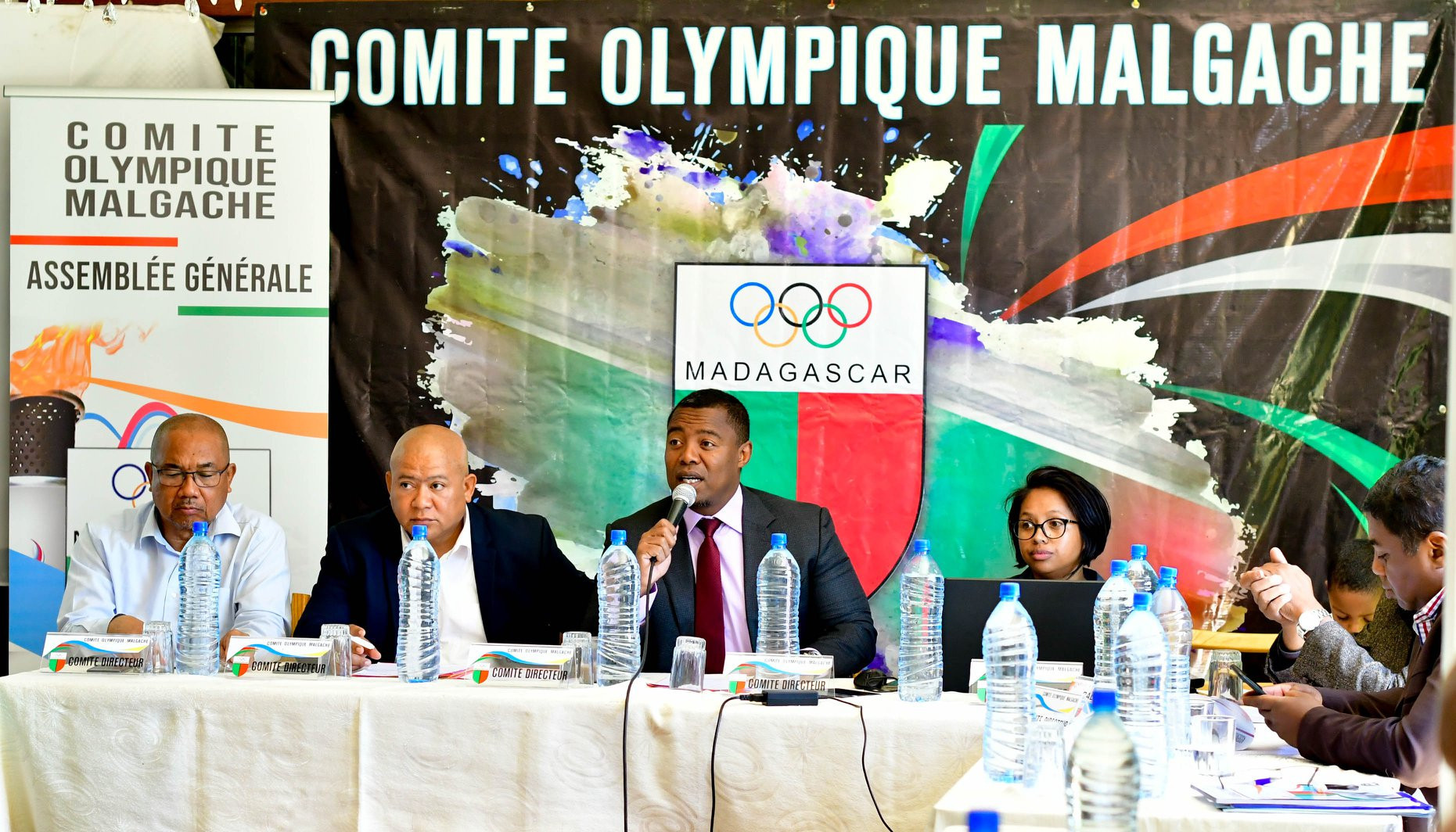 Malagasy Olympic Committee President running for African Judo Union leadership
