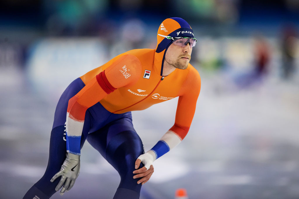 Four more golds for Dutch speed skaters at second World Cup in Heerenveen