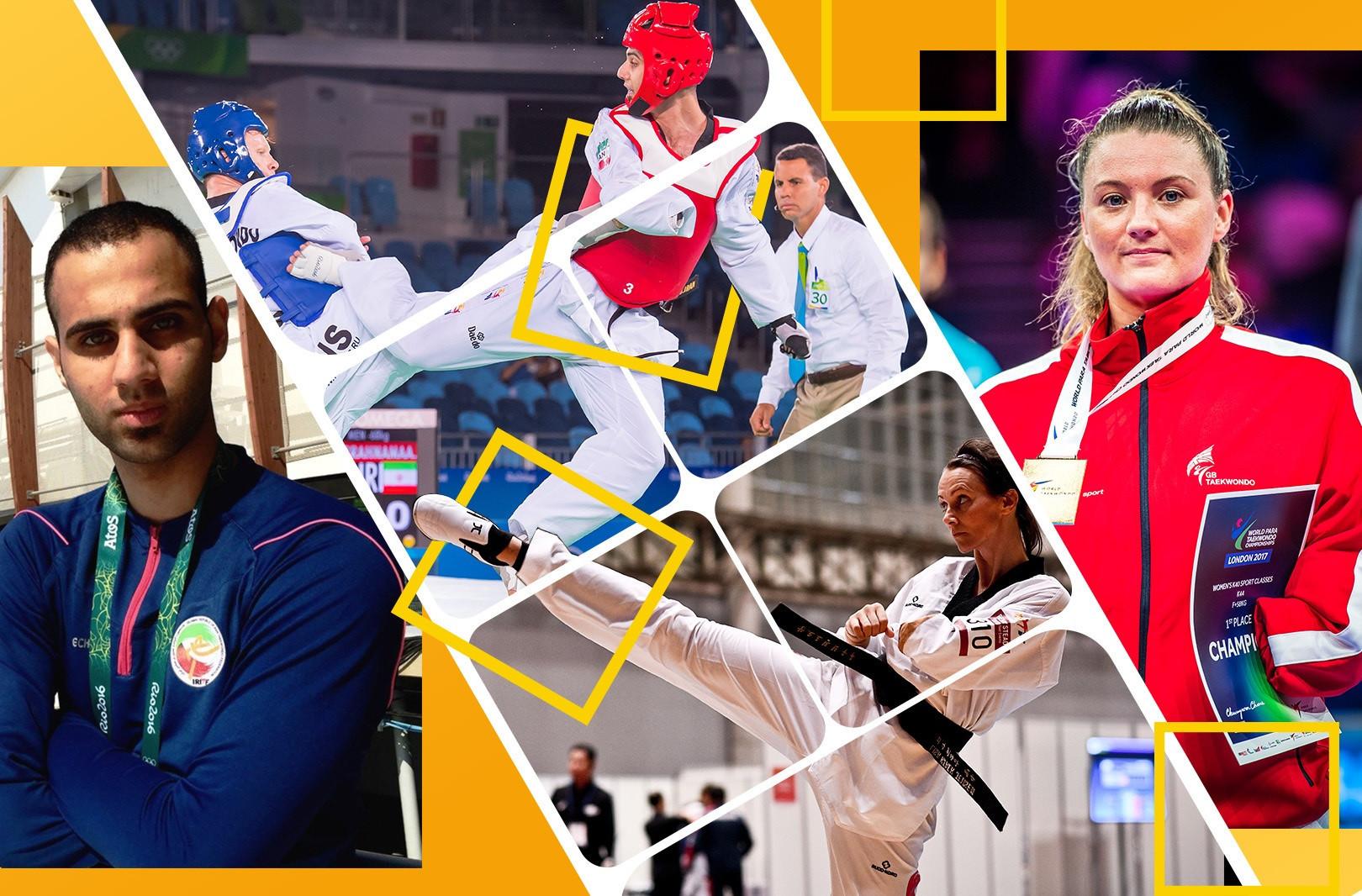 Para-taekwondo is preparing to make its Paralympic debut at Tokyo 2020 ©World Taekwondo