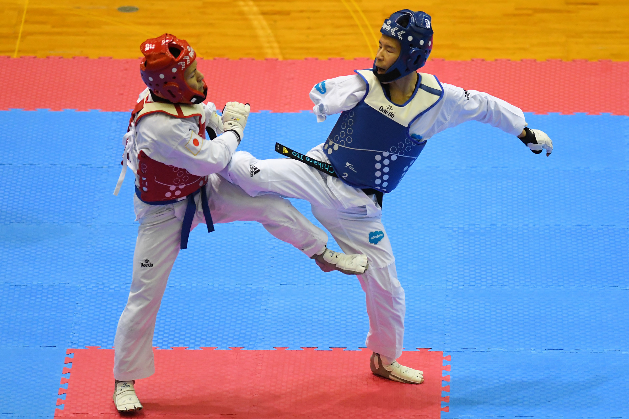 World Taekwondo believes Para-taekwondo has continued to go from strength to strength since it was created 15 years ago ©IPC