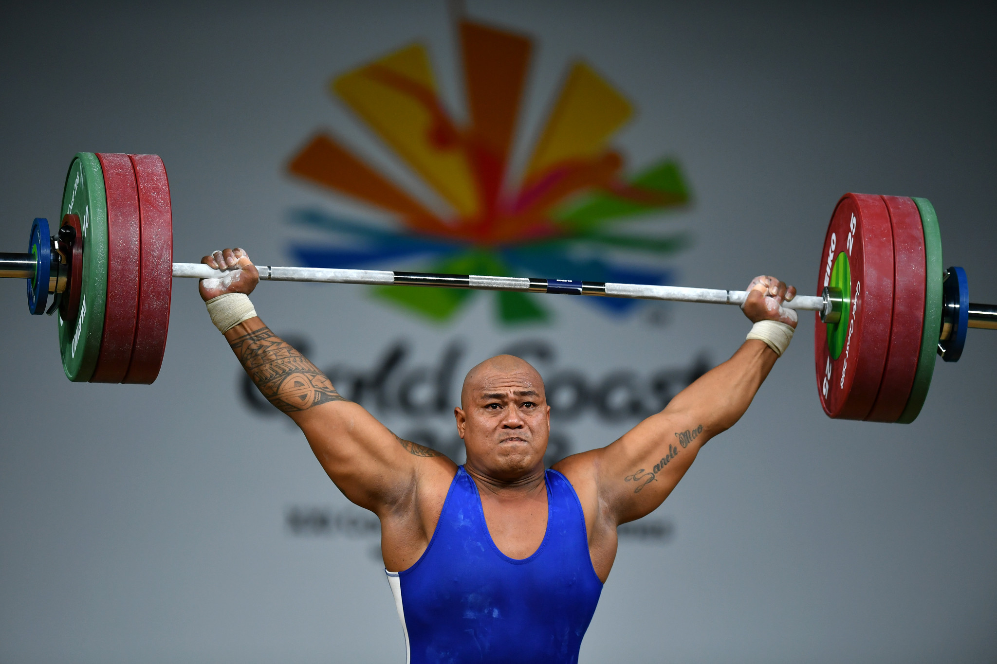 Lifters from Oceania won six of the 16 weightlifting medals on offer at the Gold Coast 2018 Commonwealth Games ©Getty Images