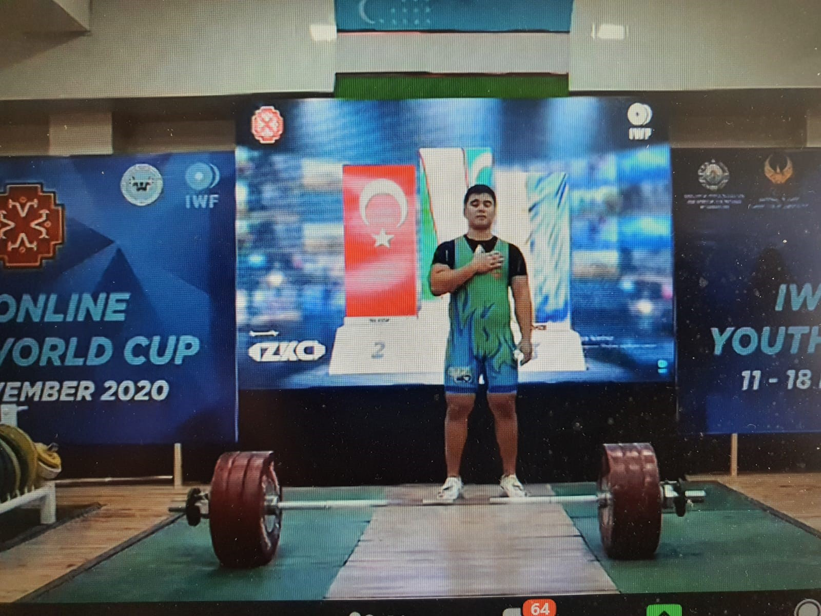 While numerous online weightlifting contests have been staged during the pandemic, OWF officials expressed concerns that connectivity problems could hamper a virtual Congress ©IWF