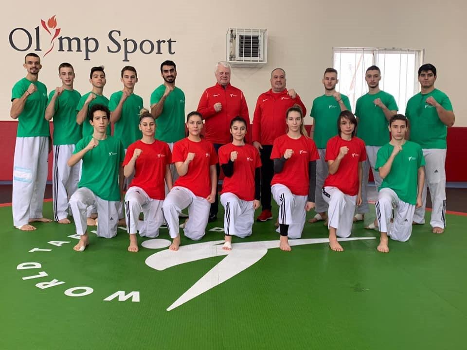 Bulgarian taekwondo team set for joint training camp in Iran