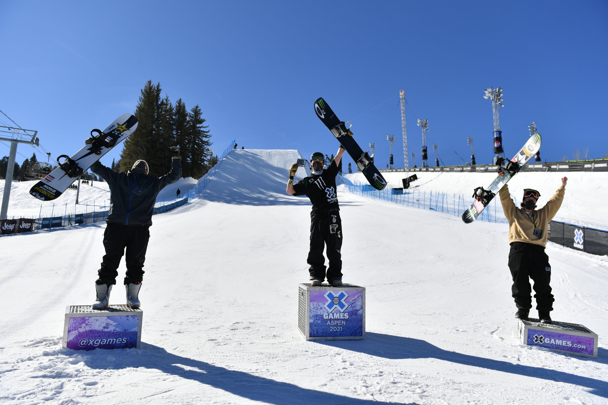 Henricksen and Anderson both win second titles Winter X Games come to an end