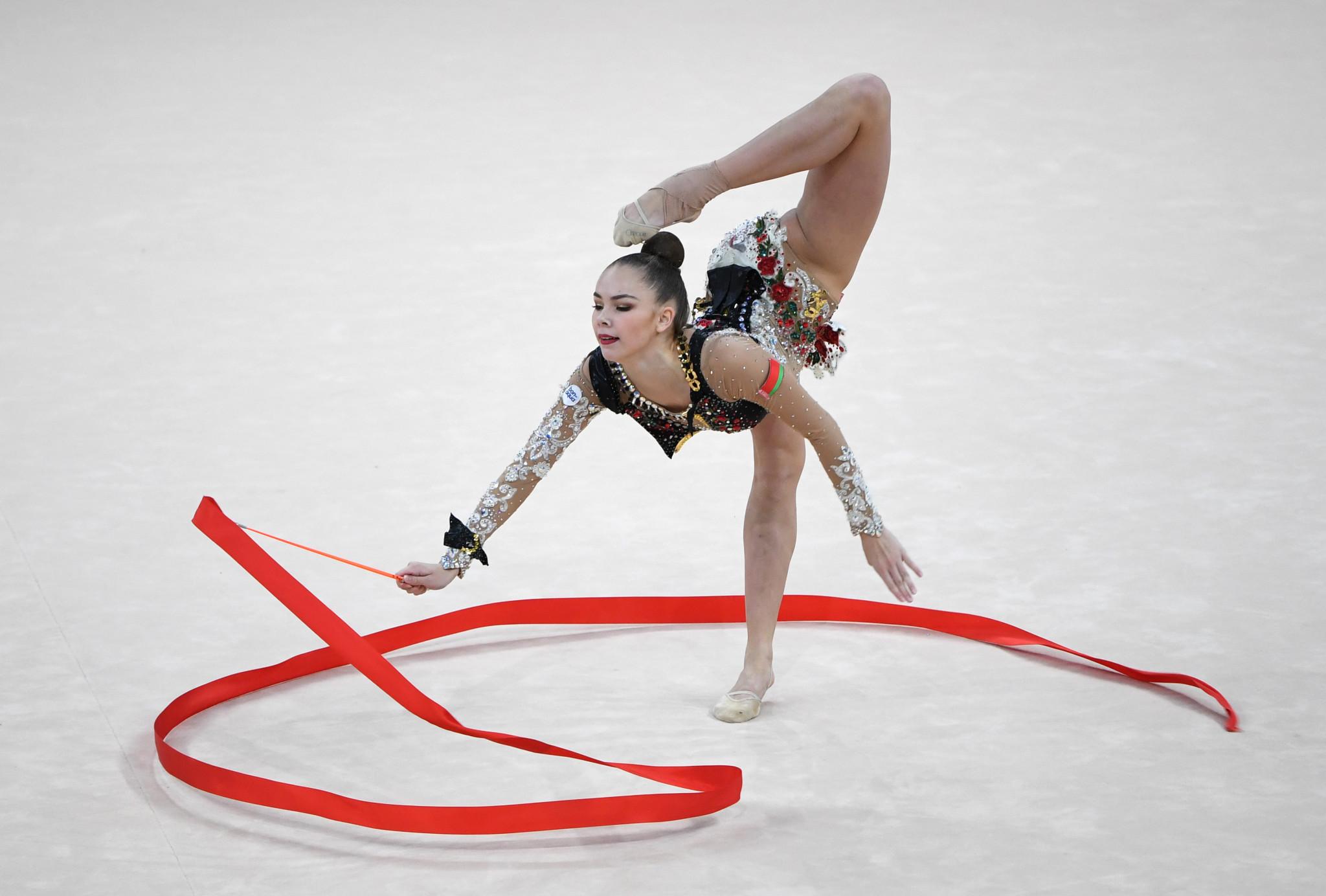 Budapest to stage 2024 European Rhythmic Gymnastics Championships