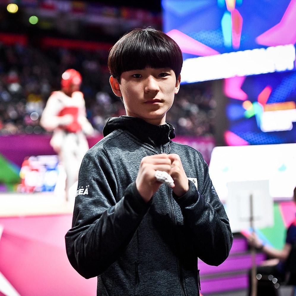 Bae Jun-seo: World champion at 18, Paris 2024 the long-term goal