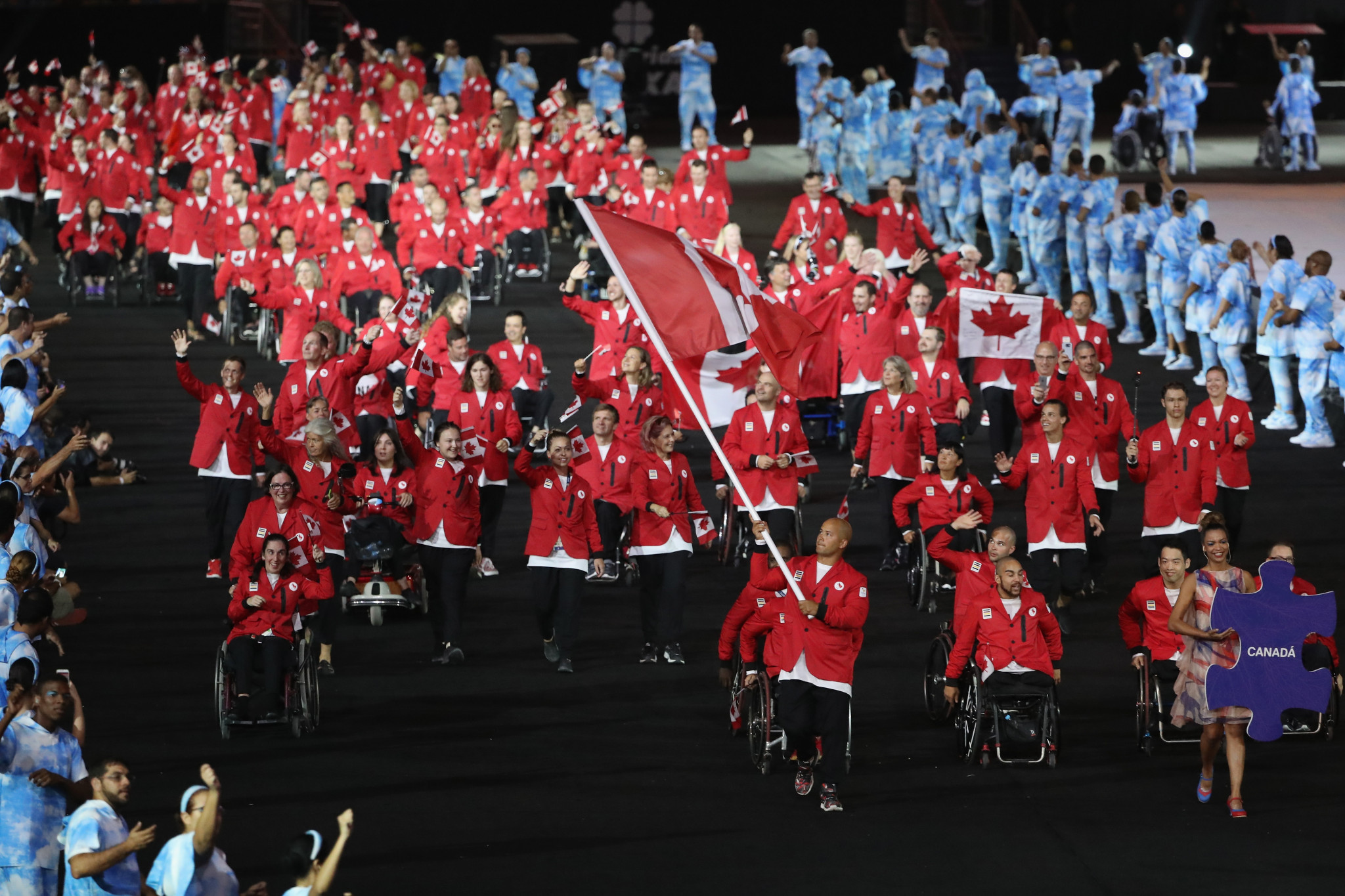 Gavel elected Canadian Paralympic Athletes' Council vice-chair